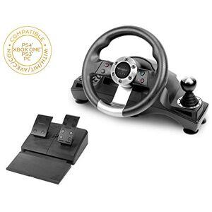 """subsonic sa5156Racing stuurwiel """"Drive Pro Sport"""" voor PS4, Xbox One, PS3Zwart"""
