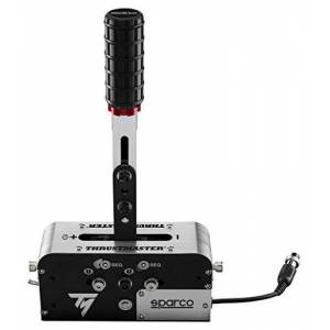 Thrustmaster design 2960818tssh sequentieel Shifter en handbrake spaarstand Zwart
