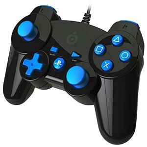 BigBen PS3 - Mini Controller Black / Blue (Kabelgebunden)
