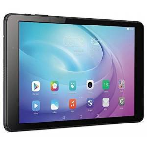 Huawei MediaPad T2 10.0 Pro LTE Tablet, 25,7 cm (10,1 inch) IPS, Qualcomm Snapdragon 615, 2 GB RAM, 16 GB HDD, Adreno 405 (IGP), 4G LTE, Android 5.1 + EMUI 3.1, zwart
