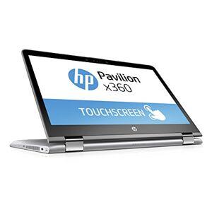 HP 2ps42ea # abd 14-ba102ng 35,5cm (14inch) Pavilion x360notebook (Intel Core i5–8250u, 8GB RAM, NVIDIA GeForce 940MX, Win 10) Zilver