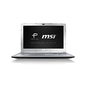 "PNY MSI Prestige PE62 8RC-021UK Silver Notebook 39.6 cm (15.6"") 1920 x 1080 pixels 2.20 GHz 8e e e Intel CoreTM i7 i7-8750H"