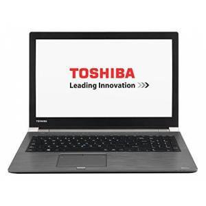 Toshiba Tecra Z50-C-139 laptop (Intel Core i5-6200U, 39,6 cm 15,6 inch Full-HD ontspiegeld, 8 GB RAM, 256 GB SSD, WiFi, Bluetooth 4.1, Windows 10 Pro) grijs