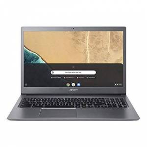 Acer Chromebook 715 CB715-1WT-5268 15.6 Core i5-8250U 16GB RAM 128GB eMMC- NX.HB0EG.003 antraciet