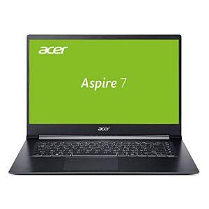 Acer Aspire 7 (A715-73G-56YJ) 39,6 cm (15,6 inch Full-HD IPS mat) multimedia/gaming laptop (Intel Core i5-8305G, 8 GB RAM, 256 GB PCIe SSD, Radeon Pro WX Vega M GL Graphics, Win 10 Home) zwart