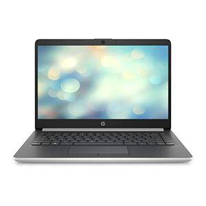 HP 14 (14 inch / FHD IPS) laptop (AMD A9-9425, 4 GB DDR4 RAM, 256 GB SSD, AMD Radeon R5, Windows 10 Home) zilver, zwart, zilver