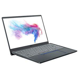 MSI Prestige 14 A10SC-009 Creator Laptop Laptop, koolstofgrijs. 14 inch