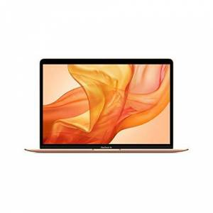 Apple MacBook Air 13 inch (33 cm) 1,1 GHz, quad-core Intel-processor van de 10egeneratie, 8 GB RAM, goud 256GB