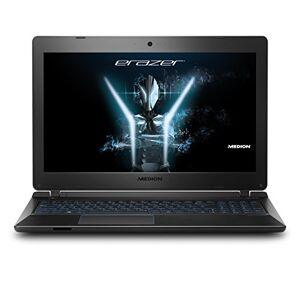 "Medion ERAZER P6689 Black Notebook 39.6 cm (15.6"") 1920 x 1080 pixels 1.60 GHz 8 th Intel CoreTM i5 i5-8250U"