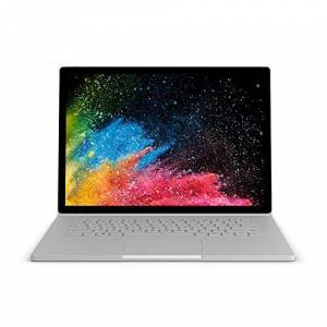 Microsoft Surface Book 2, grijs 15 inch