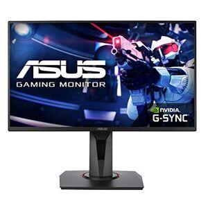 Asus VG258QR 62,2 cm (24,5 inch, Full HD) monitor (DVI, HDMI, DisplayPort, responstijd van 0,5 ms, 165 Hz) zwart