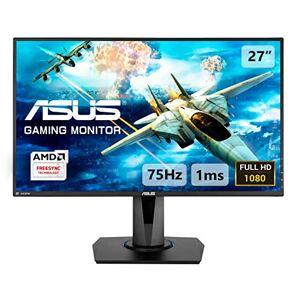 Asus Monitor (Full HD, VGA, HDMI, DisplayPort, 1ms reactietijd, FreeSync) zwart 27 inch