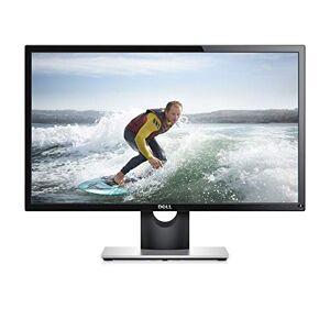Dell SE2416H 61 cm (24 inch) monitor (1920 x 1080 pixels, VGA, HDMI, 6 ms reactietijd) zwart