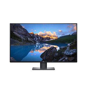 """Dell UltraSharp 43 4K USB-C monitor U4320Q (42,5 """") Black, DELL-U4320Q (U4320Q (42.5) Zwart)"""