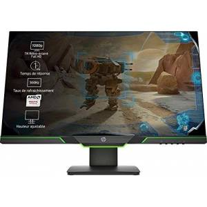 HP Gaming-monitor, scherm, zwart, zwart 27 inch