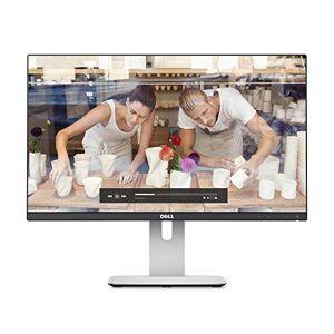 Dell U2414H 61 cm (24 inch) LED-monitor (HDMI, responstijd van 8 ms, in hoogte verstelbaar) zwart