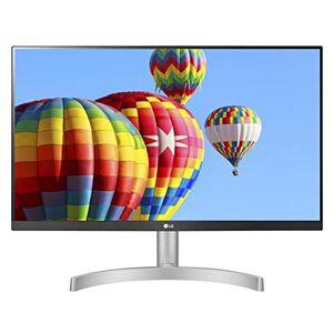 "LG 24ML600S Monitor 24"" Full HD IPS, 1920 x 1080, 1ms MBR, Radeon FreeSync 75Hz, 2 x HDMI, 1 x VGA, integrierte Lautsprecher"