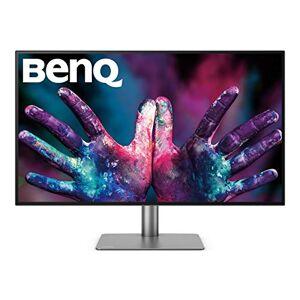 BenQ PD2500Q Monitor, 63,5 cm, zwart/grijs