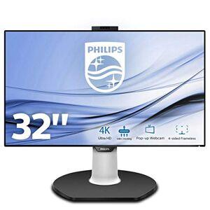 Philips Curved Monitor, zwart