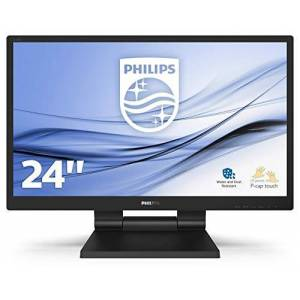 Philips 242B9T/00 LCD-monitor met Smooth Touch B-line 24 zwart
