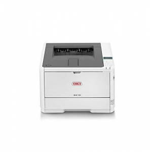 Oki b412dn A4-schwarzweißdrucker (Duplex, netwerk)