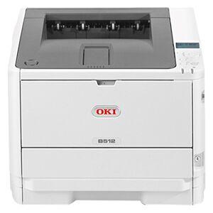 Oki b512dn A4-schwarzweißdrucker (Duplex, netwerk)