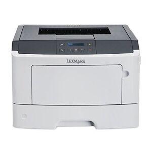Lexmark ms312dn Monochroom A4Laser printer USB 33ppm 128MB Duplex