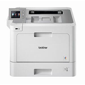 Brother HL-l9310cdw W-LAN Colour Laser printer met Duplex (2400x 600dpi) Wit/Grijs