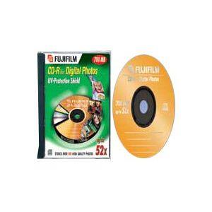 Fujifilm CD-R 80MIN 52X Digitalkamera - Einzelpack