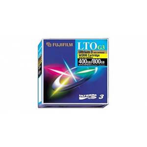 Fujifilm lto3worm Cartridge 400GB Media
