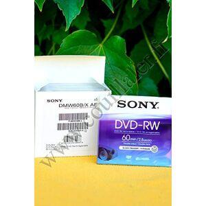 Sony DVD-RW 8cm 30min 5-serie Pack