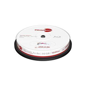 Primeon 2761312 R/W Blu-Raydisks (BD)