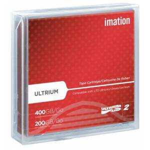 Imation i16598LTO ultrium 2200/400GB with Case