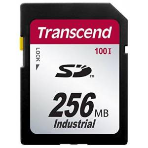 Transcend SD Card 256MB 100x industrie