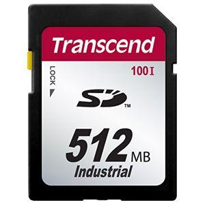 Transcend 512MB SD100I flashgeheugen