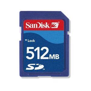 SanDisk Secure Digital 512Mb flashgeheugen