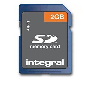 Integral 2GB Secure Digital (SD) geheugenkaart