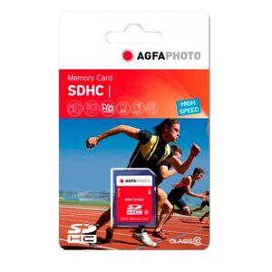 AgfaPhoto High Speed Class 10 4GB Secure Digital (SDHC) geheugenkaart