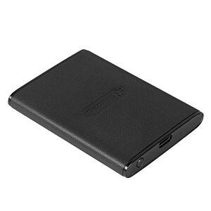 Transcend externe SSD-harde schijf 4,74cm (1,8inch), USB 3.1G1) Zwart