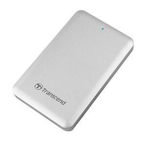 Transcend TS1TSJM500 externe SSD, zilver-metallic, wit 1 TB