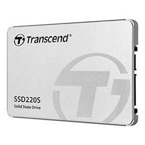 Transcend ssd220s SSD Intern 6.4cm 2.5inch S, zilver 120 GB