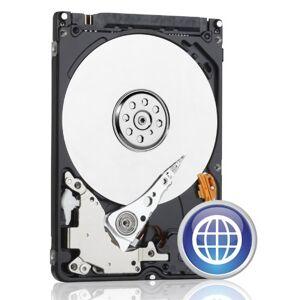 Western Digital 320GB Scorpio Blue interne harde schijf