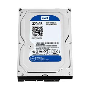 Western Digital Blue, 320GB interne harde schijf