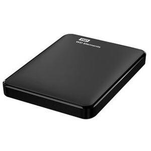 Western Digital WD Elements Portable externe hard drive,USB 3.0, zwart 500 GB