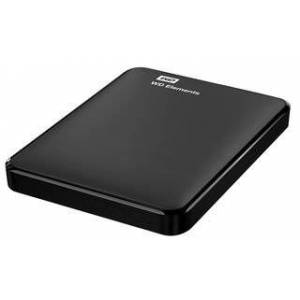 Western Digital WD Elements Portable externe hard drive,USB 3.0, zwart 500 GB