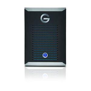 G-Technology G-DRIVE mobile PRO, 1 TB SSD-harde schijf, Thunderbolt 3