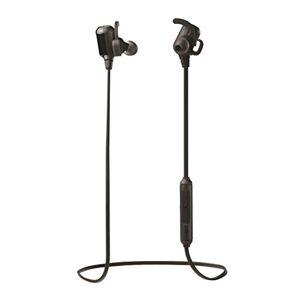 Jabra Halo Free Stereo hoofdtelefoon (Bluetooth, Draadloze, in-Ear-hoofdtelefoon voor muziek luister naar en telefoneren, geschikt voor mobiele telefoon, smartphone, tablet en PC) Zwart