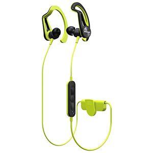 Pioneer SE-e7bt-Y Bluetooth Sporthoofdtelefoon met 7uur Looptijd, schweißresitent, waterafstotend Geel