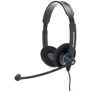 615104236912 Sennheiser sc60USB-Headset met twee oorschelpen, zwart