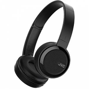 JVC HA-s40bt-B-E Bluetooth-hoofdtelefoon on-Ear Zwart